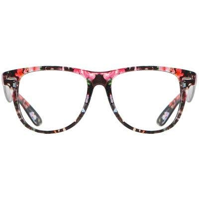 Rectangle Eyeglasses 133478