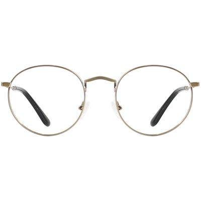 Round Eyeglasses 133484-c