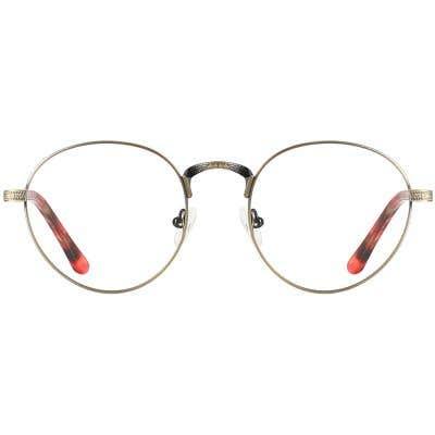 Round Eyeglasses 133494