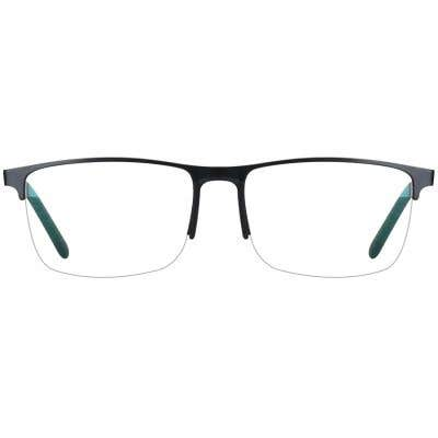Rectangle Eyeglasses 133586-c