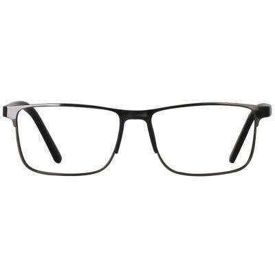 Rectangle Eyeglasses 133618-c