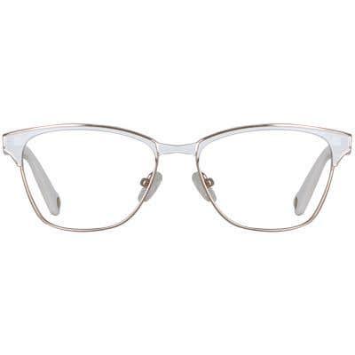 Cat Eye Eyeglasses 133710-c