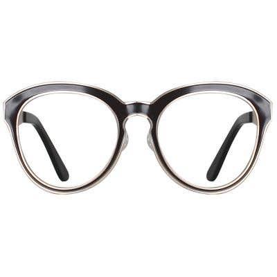 Round Eyeglasses 133715-c