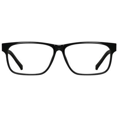 Rectangle Eyeglasses 133782a  2 Day Rush