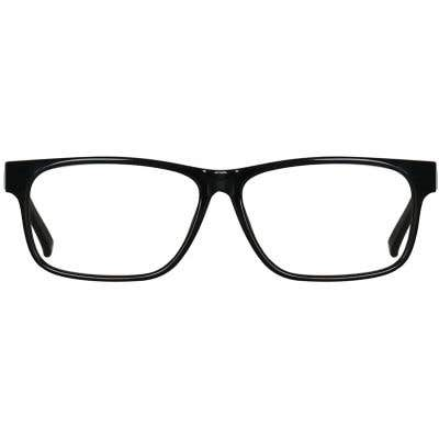 Rectangle Eyeglasses 133783a  2 Day Rush