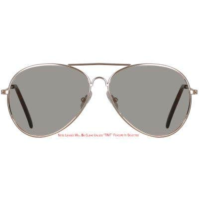 Pilot Eyeglasses 133847-c