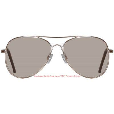 Pilot Eyeglasses 133850-c