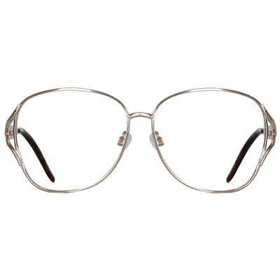 Rectangle Eyeglasses 133876-c