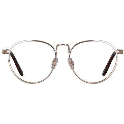 Round Eyeglasses 133897-c