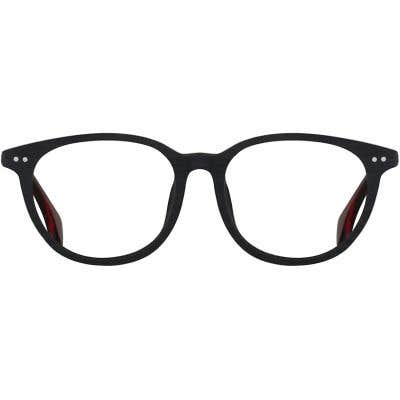 Wood Eyeglasses 133909-c