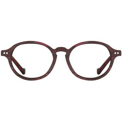 Wood Eyeglasses 133918
