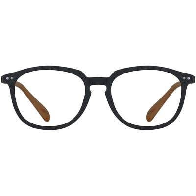 Wood Eyeglasses 133941-c