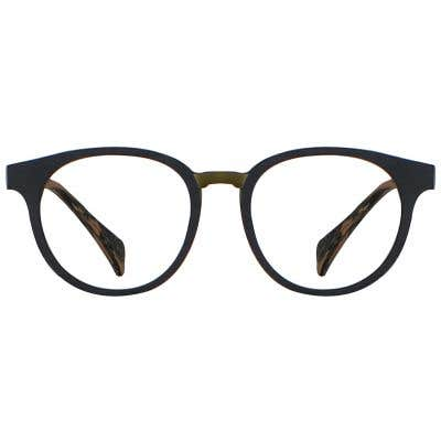 Wood Eyeglasses 133948-c