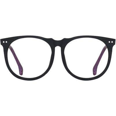 Wood Eyeglasses 133976-c
