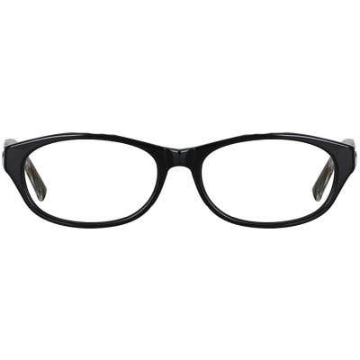 Oval Eyeglasses 134037-c