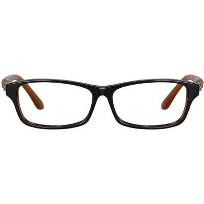 Rectangle Eyeglasses 134055