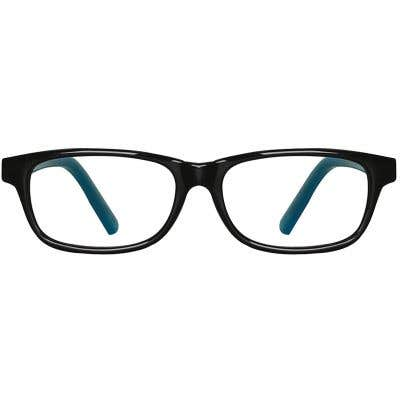 Rectangle Eyeglasses 134063a
