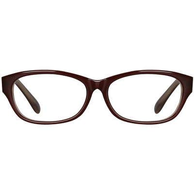 Kids Cat Eye Eyeglasses 134064-1