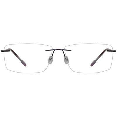 Rimless Eyeglasses 134067-c