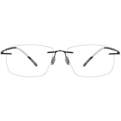 Rimless Eyeglasses 134072-c