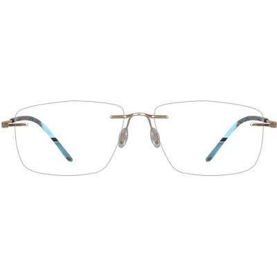 Rimless Eyeglasses 134075-c