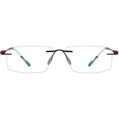 Rimless Eyeglasses 134079-c