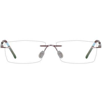 Rimless Eyeglasses 134099-c