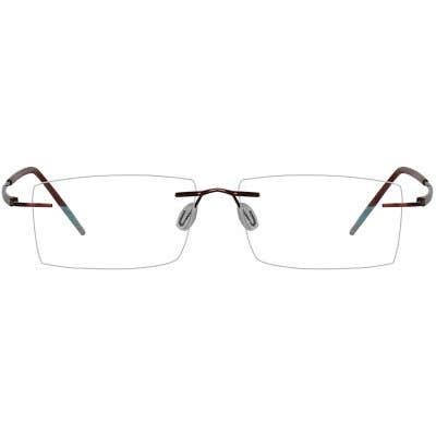 Rimless Eyeglasses 134112-c