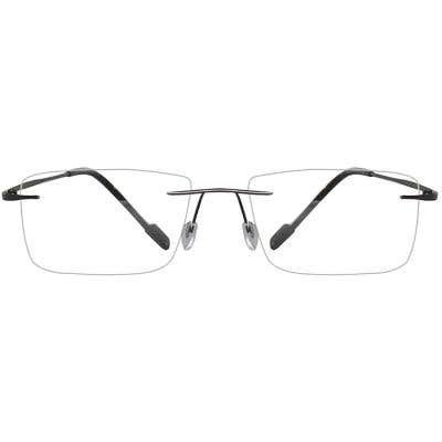 Rimless Eyeglasses 134115-c