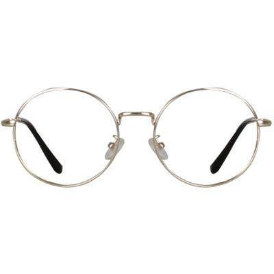 Round Eyeglasses 134128-c