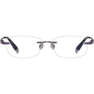 Rimless Eyeglasses 134156-c