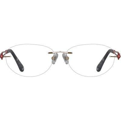 Rimless Eyeglasses 134161-c