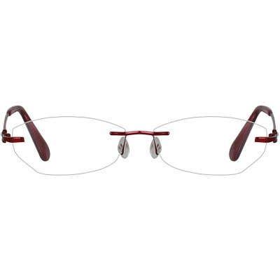 Rimless Eyeglasses 134163-c