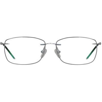 Rimless Eyeglasses 134169-c