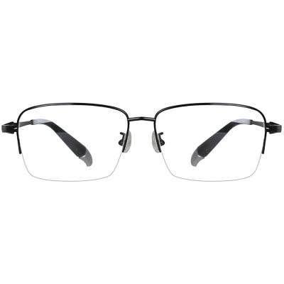Rectangle Eyeglasses 134171-c
