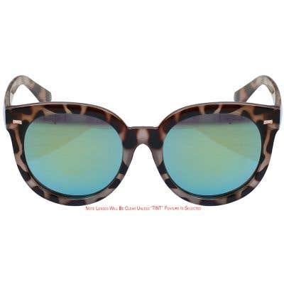 Round Eyeglasses 134174-c