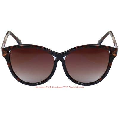 Cat Eye Eyeglasses 134199-c