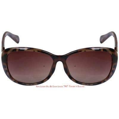 Rectangle Eyeglasses 134201-c