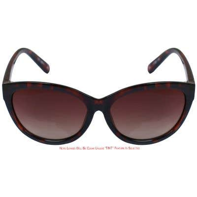 Cat Eye Eyeglasses 134203-c