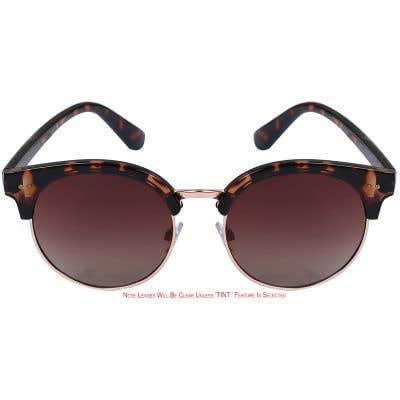Browline Eyeglasses 134206-c