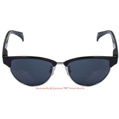 Browline Cat Eye Eyeglasses 134232-c