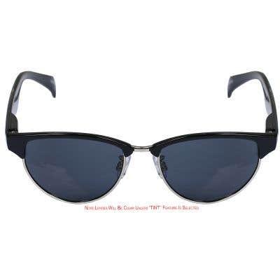 Browline Cat Eye Eyeglasses 134232-c