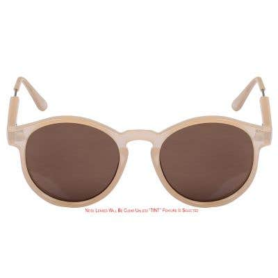 Round Eyeglasses 134238-c