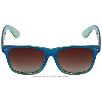 Rectangle Eyeglasses 134268-c