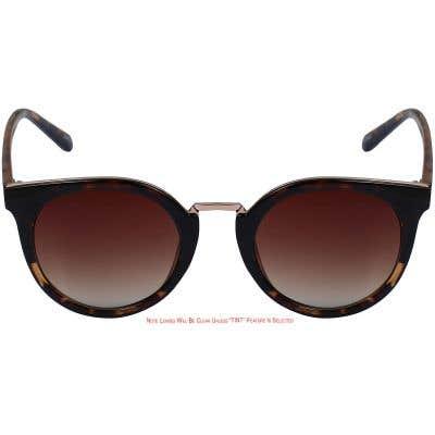 Round Eyeglasses 134286-c