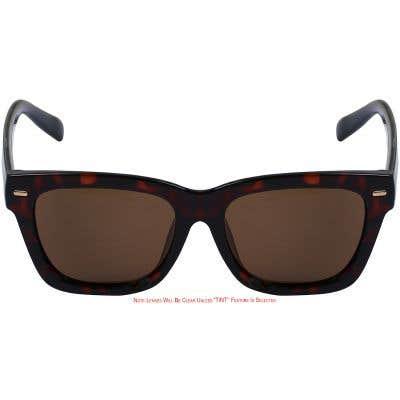 Rectangle Eyeglasses 134310-c