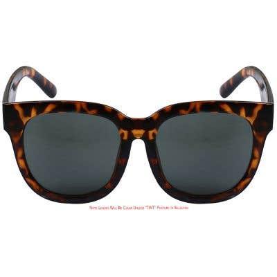 Rectangle Eyeglasses 134324-c