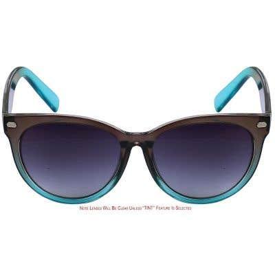 Cat Eye Eyeglasses 134368-c