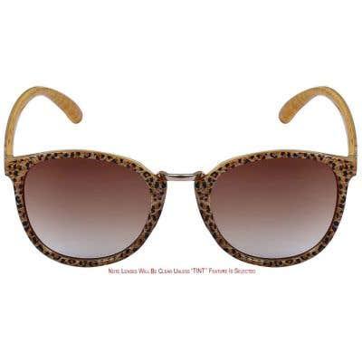 Round Eyeglasses 134370-c