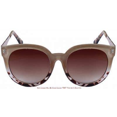 Round Eyeglasses 134386-c